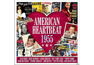 VARIOUS - American Heartbeat 1955 - (CD)
