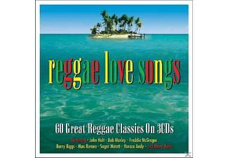 VARIOUS - Reggae Love Songs - (CD)