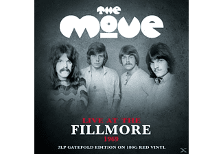 The Move - Live At Fillmor 1969 - (Vinyl)
