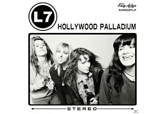 L7 - Hollywood Palladium - (Vinyl)