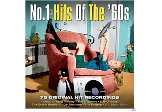 VARIOUS - No.1 Hits Of The 60's - (CD)
