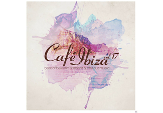 VARIOUS - Cafe Ibiza Volume 17 - (CD)