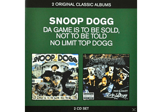Snoop Dogg, VARIOUS - Classic Albums: Da Game Is To Be Sold, Not To Be Told / No Limit Top Dogg [CD]