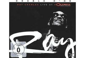 Ray Charles - Live At The Olympia - (CD + DVD)