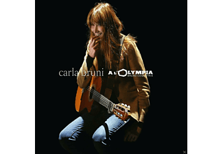 Carla Bruni - A L'OLYMPIA (JEWEL CASE) [CD]