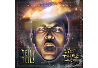 Telly Tellz - Jez Alles Aus (Ltd Fan Box) - (CD)