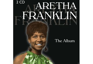 Aretha Franklin - Aretha Franklin - The Album - (CD)