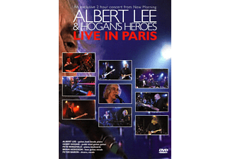 Albert Lee & Hogan's Heroes - Live In Paris (DVD)