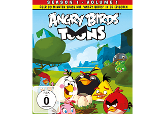 Angry Birds Toons - Season 1-Volume 1 [Blu-ray]