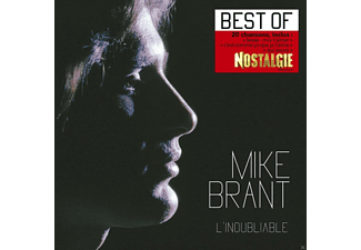 Mike Brant - L'inoubliable - (CD)