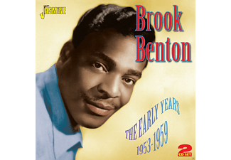 Brook Benton - Early Years 1953-59 - (CD)