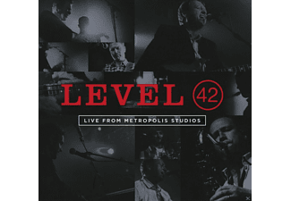 Level 42 - Live From Metropolis Studios - (DVD + CD)