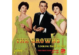 The Browns - Looking Back To See - (CD)