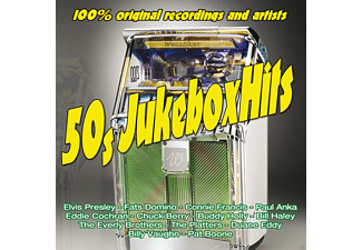 VARIOUS - 50s Jukebox Hits [CD]