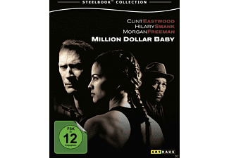Million Dollar Baby (Steelbook Edition) - (Blu-ray)