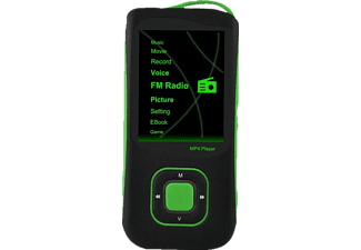 F&U MP5988 8GB Black/ Green