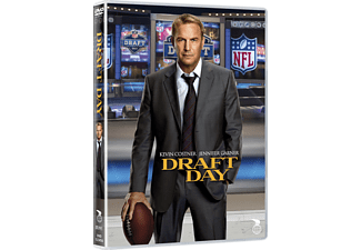 Draft Day Drama DVD