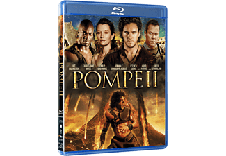 Pompeii Action DVD