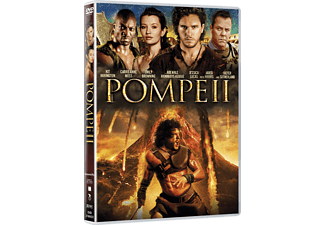 Pompeii Action Blu-ray