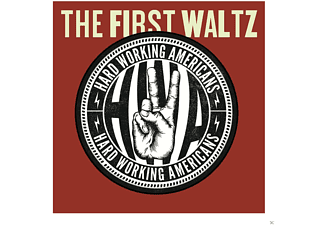 Hard Working Americans - The First Waltz (CD+DVD) - (CD)