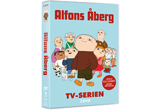 Alfons Åberg 1-13 Box Barn DVD