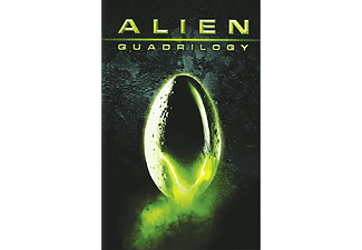 Alien Quadrilogy | DVD