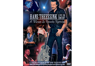 Theessink Hans - Live In Concert - A Blues & Roots Revue - (DVD)