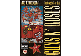 Guns N' Roses - Appetite For Democracy: Live (Ltd.Dvd+2cd-Boxset) [DVD + CD]