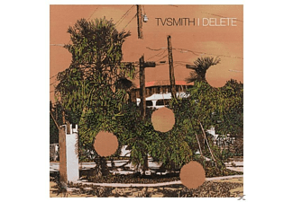T.V. Smith - I Delete (Ltd.Clear Vinyl) [Vinyl]