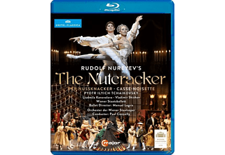 Konovalova/Shishov - Nureyev's The Nutcracker [Blu-ray]