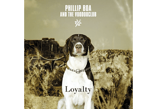 Phillip & The Voodooclub Boa - LOYALTY - (CD)