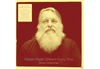 Robert Wyatt - Different Every Time/Vol.2 (2lp+Mp3) - (LP + Download)