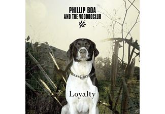 Phillip & The Voodooclub Boa - Loyalty - (CD + DVD Video)