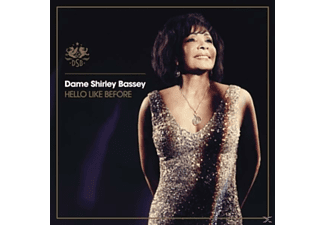 Dame Shirley Bassey - Hello Like Before [CD]