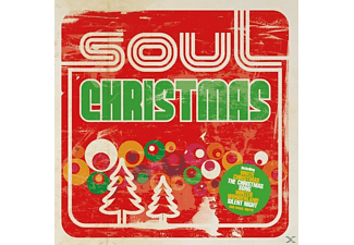 VARIOUS - Soul Christmas - (CD)