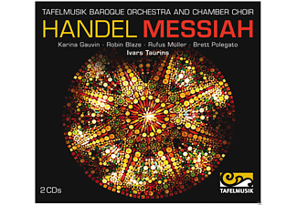 Tafelmusik Baroque Orchestra, Chamber Choir - Händel: Messiah - (CD)