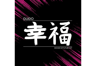 Guido - Moods Of Future Joy - (CD)