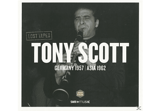 Tony Scott - Lost Tapes-Germany 1957/Asia 1962 - (CD)