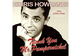 Chris Howland - Thank You, Mr.Pumpernickel - Seine Größten Erfolge - (CD)