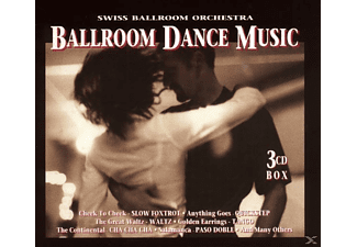 Swiss Ballroom Orchestra - BALLROOM DANCE MUSIC - (CD)