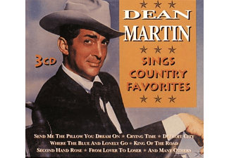 Dean Martin - Sings Country Favorites - (CD)
