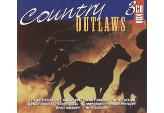 VARIOUS - Country Outlaws - (CD)
