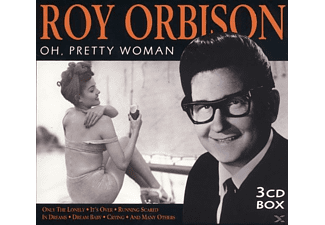 Roy Orbison - Oh, Pretty Woman - (CD)