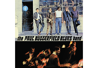 The Paul Butterfield Blues Band - Paul Butterfield Blues Band - (Vinyl)