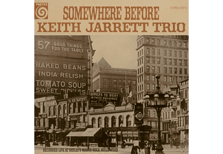 Keith Trio Jarrett - Somewhere Before - (Vinyl)