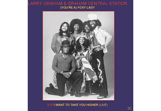 Larry And Graham Graham - (You're A)Foxy Lady - (Vinyl)
