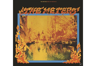 The Meters - Fire On The Bayou+5 - (Vinyl)