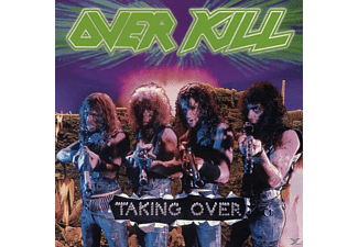 Overkill - Taking Over - (Vinyl)