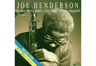 Joe Henderson - The State of the Tenor Live at the Village Vanguard, Vol. 1 & 2 (CD)