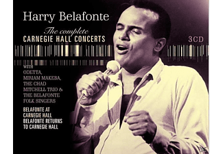 Harry Belafonte - The Complete Carnegie Hall Concerts [Box-Set] - (CD)